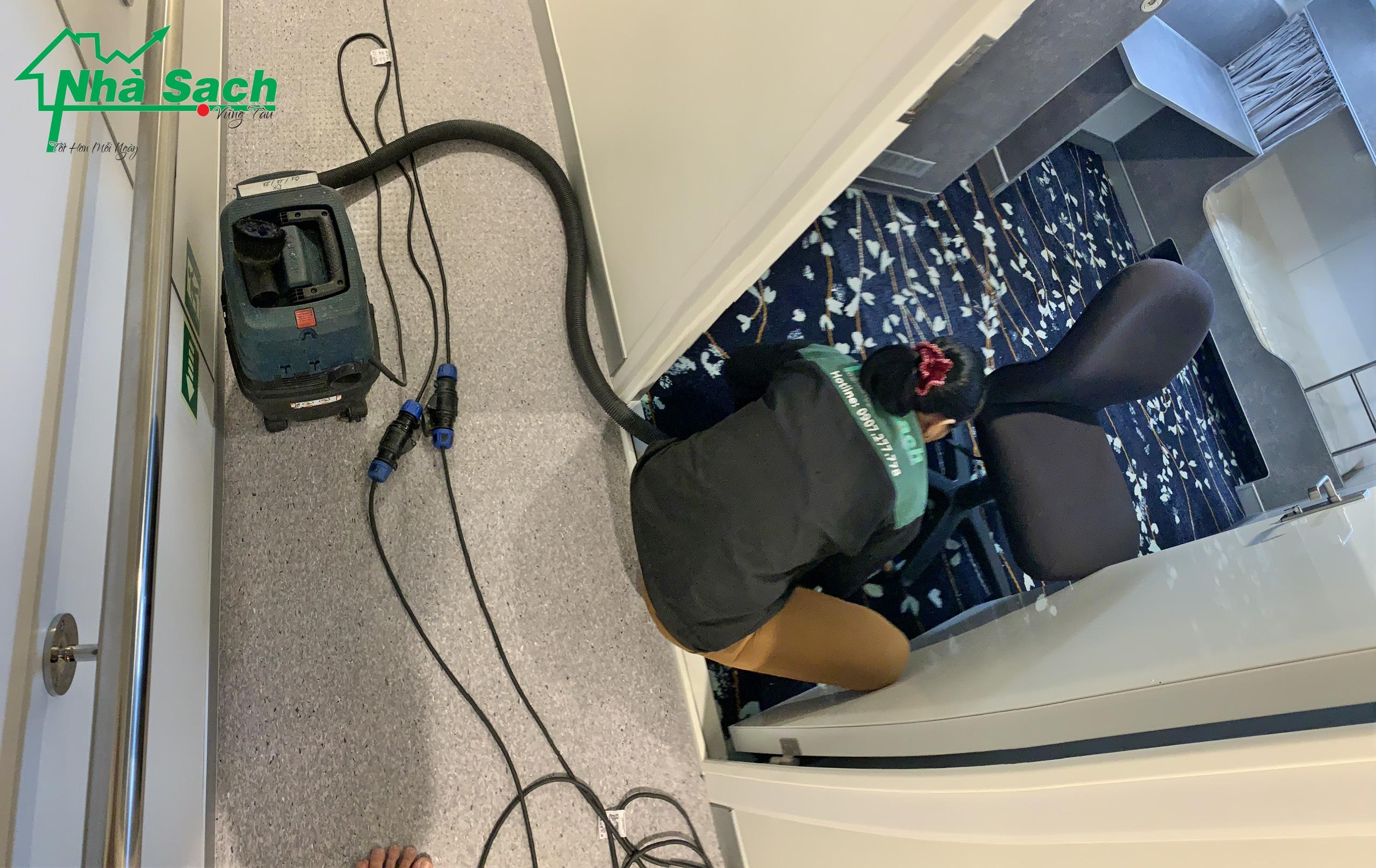 Dịch vụ giặt thảm Nhà sạch Vũng tàu